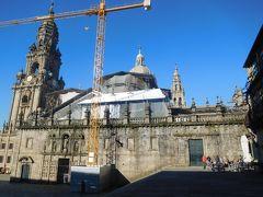 ポルトガル・スペイン2019春旅行記 【22】サンティアゴ・デ・コンポステーラ1