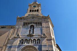 魅惑のシチリア×プーリア♪ Vol.465 ☆アドラーノ:美しきサンタ・キアラ教会のある風景♪