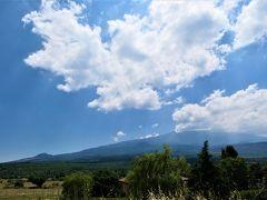 魅惑のシチリア×プーリア♪ Vol.471 ☆マレット:エトナ山一周国道の最高地点 雄大なエトナ山♪
