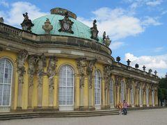 ドイツ周遊の旅⑥ 4日目:夏の離宮「サンスーシ宮殿」