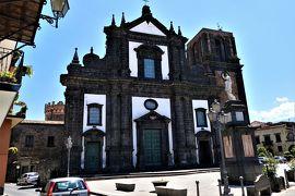 魅惑のシチリア×プーリア♪ Vol.476 ☆ランダッツォ:黒の教会Chiesa di San Nicola ♪