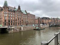 2019夏、27歳女ドイツ鉄道一人旅�〜6日目午前:赤煉瓦の倉庫街!北ドイツの港町ハンブルク編〜