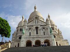 行きはビジネス、帰りはファースト 王道 ロンドン〜パリ  サクレクール寺院 モンマルトル ショッピング〜帰国へ�