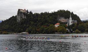 '17スロベニア(8) -ブレッド城1-