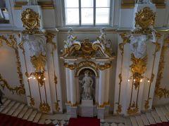 ちょっと早めの夏休みでロシア旅行 その2 海軍の日で大騒ぎの中エルミタージュ美術館へ