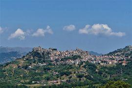 魅惑のシチリア×プーリア♪ Vol.486 ☆美しき村カスティリオーネ・ディ・シチリア 素晴らしい遠景♪