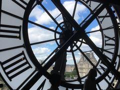 [2019年 夏休み] (2) パリ、そしてロンドン日帰り