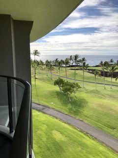 2019年6-7月【6】 21年ぶり2度目のハワイ島 ホヌが居なかった黒砂海岸、オーシャンタワーへチェックイン、最後は独立記念日の花火!