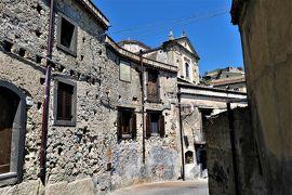 魅惑のシチリア×プーリア♪ Vol.488 ☆カスティリオーネ・ディ・シチリア:山岳村の小さな大聖堂♪
