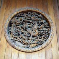 ふらっと冬の上海・早朝の静安寺と深夜の古北をゆく