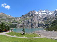 スイス個人旅行④  0701  エッシネン湖