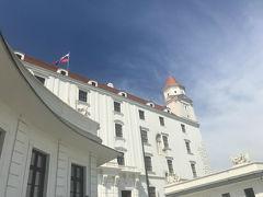 オーストリアとプチ東欧の旅 -4日目 ブラチスラバ 旧市街と青の教会