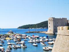 夏のクロアチア 3 (ドブロブニク)