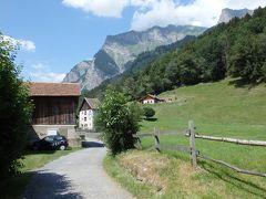 2019夏のスイス旅【16】ハイジアルプからマイエンフェルト村へ