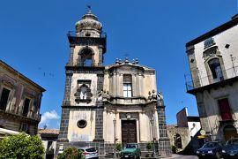 魅惑のシチリア×プーリア♪ Vol.493 ☆カスティリオーネ・ディ・シチリア:タマネギ鐘楼の可愛い教会♪