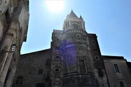 魅惑のシチリア×プーリア♪ Vol.494 ☆カスティリオーネ・ディ・シチリア:古城雰囲気のある教会♪