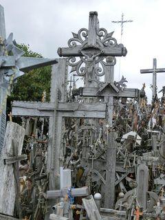 バルト三国へ現実逃避旅行~十字架の丘・リガ編1