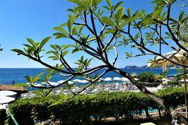 魅惑のシチリア×プーリア♪ Vol.507 ☆レトジャンニ:美しいリド「パラディーセビーチクラブ」広大な庭園は素晴らしい♪