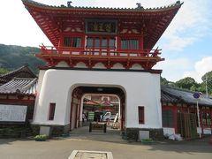 残暑の九州(8)武雄温泉 楼門と武雄温泉新館・国指定重要文化財