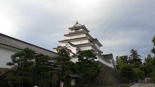 2018年東北遠征2日目(2018/8/24) 東京から会津を目指して鶴ヶ城の旅