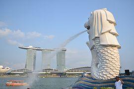 【ワンワールドで行くラウンジの鬼!東南アジア周遊旅行】(1)初めてのシンガポール観光、コンラッドシンガポール滞在
