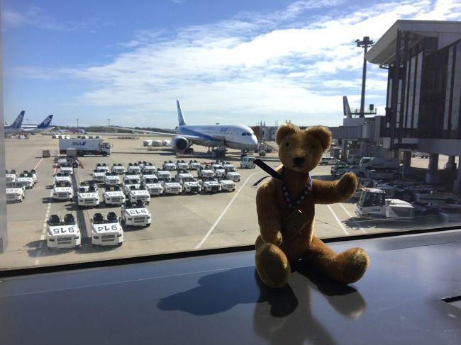 3月末に勤務先が変わり、日本に戻っての初めての出張!