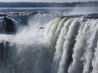 南米女一人旅、地球の裏側は遠かった〜アルゼンチン側イグアスの滝〜
