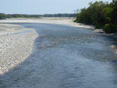 河口をたずねる ② 歴舟川