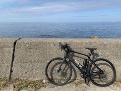 グラベルロードバイクで行く輪行・笹川流れ