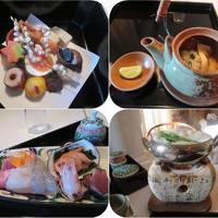 残暑の九州(9)武雄温泉 懐石宿 扇屋のお食事