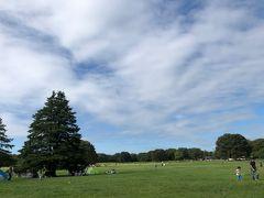久しぶりの昭和記念公園