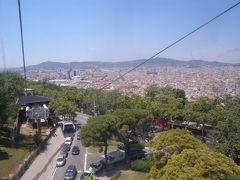 スペイン 初バルセロナ⑥ ~モンジュイックの丘&噴水ショー&夜のサグラダファミリア~