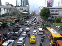 ホアヒン&バンコク一人旅! ホアヒンから大渋滞に巻き込まれバンコクへ。3日目・4日目・5日目