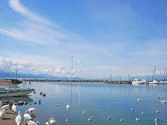 ローザンヌ街歩き&レマン湖畔をお散歩【スイス旅行:2日目 前半 <チューリッヒ→ローザンヌ編>】