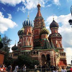 ☆2019年夏旅はお初ロシア☆モスクワとサンクトペテルブルク� モスクワ街歩き編