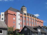 バウハウス・デザインのホテル、ハウス・デス・フォルケス(Haus des Volkes)に泊まる / 海外ツーリング-ドイツ編 3