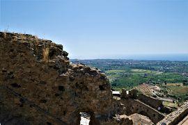 魅惑のシチリア×プーリア♪ Vol.529 ☆カラタビアーノ城:石造りの古城は美しい♪