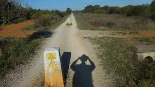 アンダルシアの春祭りから銀の道、そして巡礼の道を歩く 15 9日目 巡礼1日目  Rabanal del Caminoまで22.2km