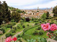 北イタリア【6】バラが咲き誇る花の都★ フィレンツェ3日目
