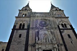 魅惑のシチリア×プーリア♪ Vol.532 ☆美しき町アチレアーレ 壮麗なる大聖堂は美しいロマネスク♪