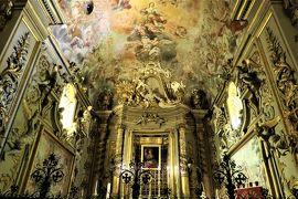 魅惑のシチリア×プーリア♪ Vol.534 ☆美しき町アチレアーレ 大聖堂の祭壇は妖艶な美しさ♪