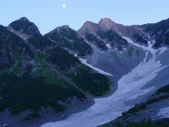 山の日だから山へ行く2019・前編  まずは涸沢カール