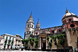 魅惑のシチリア×プーリア♪ Vol.535 ☆美しき町アチレアーレ 素晴らしい広場「Piazza Duomo」♪