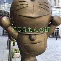 北陸貧乏旅行� 高岡編(2日目)ドラえもんに会いにきたよ!