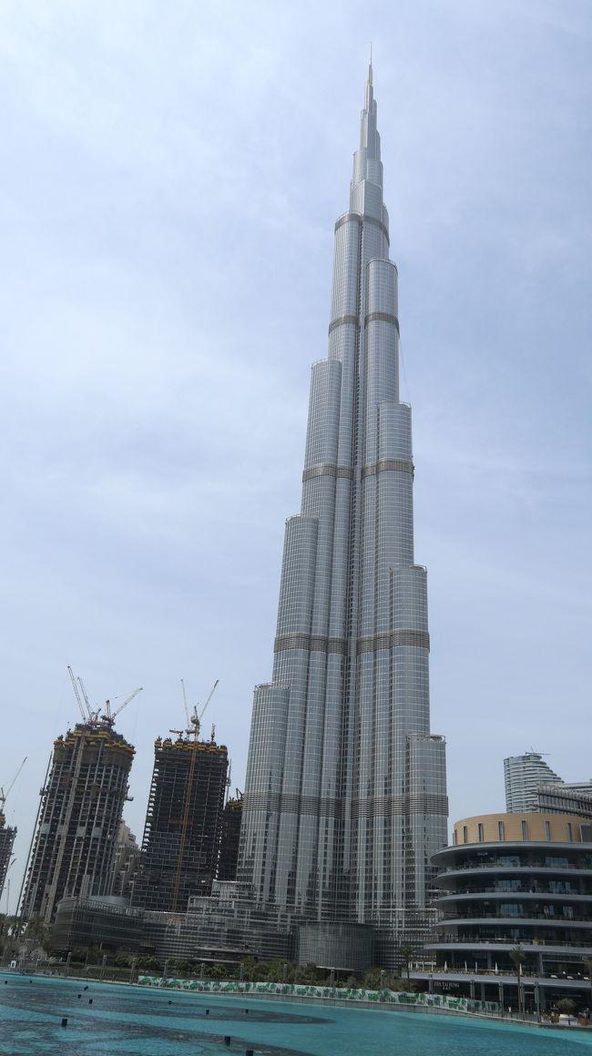 <br />&lt;&lt; 3日目 &gt;&gt;<br /><br />最終日はゆったりショッピングデーでした^^<br /><br />8時ごろ起床<br />ホテルでゆっくり朝食、ちょっと荷造り<br /><br />10時ごろホテル出発、メトロで Burj Khalifa/Dubai Mall 駅へ。<br /><br /><br /><br />ドバイモール駅に着いてからモールまでひたすら歩きます。<br />