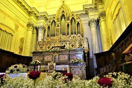 魅惑のシチリア×プーリア♪ Vol.537 ☆美しき町アチレアーレ サンピエトロ教会はホワイトとレモンイエローの美しさ♪
