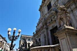 魅惑のシチリア×プーリア♪ Vol.539 ☆美しき町アチレアーレ バロックの美しいサンセパスティアーノ教会♪