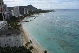 初めてのハワイ3泊5日1日目:モアナサーフライダーにチェックイン、少し町歩き