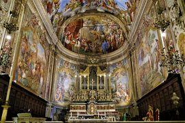 魅惑のシチリア×プーリア♪ Vol.540 ☆美しき町アチレアーレ サンセパスティアーノ教会は素晴らしいフレスコ画♪