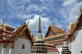 【ワンワールドで行くラウンジの鬼!東南アジア周遊旅行】(6)初めてのバンコク~観光とちょっとだけ鉄道趣味